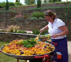 Vineyard Cafe - Outside Catering - Rosie Weston